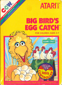 "Children's Television Workshop's ""Big Bird's Egg Catch"""