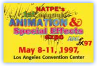 "NATPE AniFX - Animation and Special Effects Expo - Steve was invited by UCLA Extension to present his ""UCLA Digital Backlot"" talk"